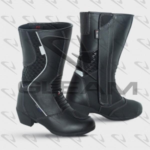 Motorbike Ladies Boots