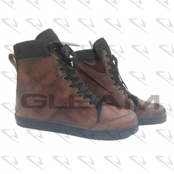 Motorbike Sneaker Boots