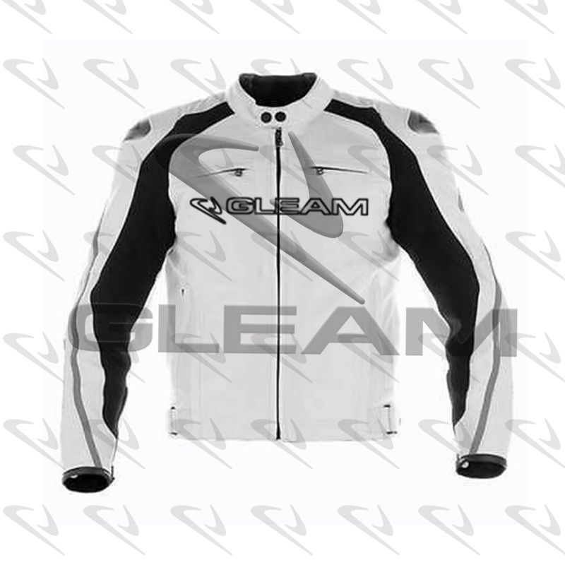 Motorbike Leather Jackets Mens